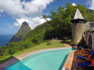 Pitons Retreat - Located in a World Heritage Site - Soufriere vacation rentals