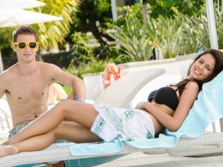 Cap Ouest Seaview Suite 2 bedrooms, Flic en Flac, Mauritius - Flic En Flac vacation rentals