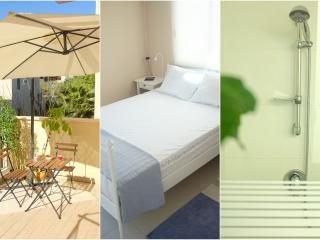 Room @ Beautiful Jaffa  w/balcony & private shower - Jaffa vacation rentals