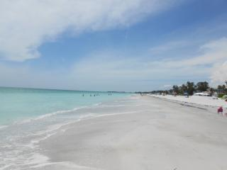 Coquina Beach Club 110, Beachfront Studio:$995 week inclusive July 15 - Dec. 15. - Bradenton Beach vacation rentals