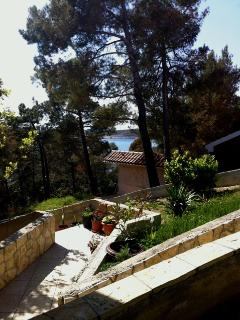Nice 2 bedroom Cres Apartment with Parking - Cres vacation rentals