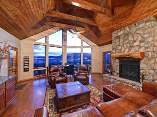Hillside Cabin with Stunning Views in Pine, Az! - Strawberry vacation rentals
