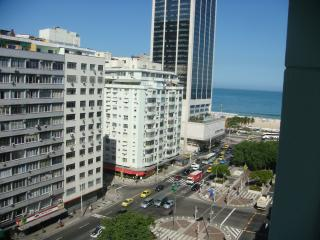 ocean view quadruple apartment in copacabana - Rio de Janeiro vacation rentals