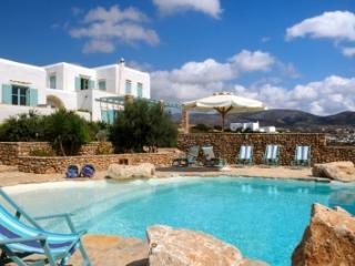 Sensational 4 Bedroom Villa in Paros - Paros vacation rentals