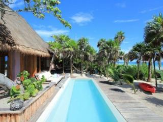 Charming 4 Bedroom Villa in Sian Ka'an - Punta Allen vacation rentals
