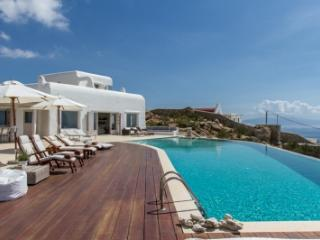 Large 9 Bedroom Villa in Mykonos - Mykonos vacation rentals