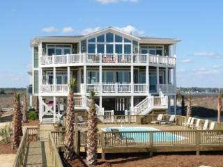 12Bedroom Ocean Front! Perfect for Family Retreats - Holden Beach vacation rentals