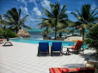 Villa Turquesa | Newly Renovated 7 Bedroom Villa - Belize Cayes vacation rentals