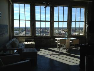 805—Derby City Urban Bourbon Trail Penthouse - Louisville vacation rentals