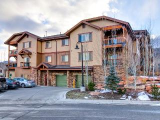 Colorful, contemporary Bear Hollow home w/hot tub & pool! - Park City vacation rentals