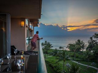 Maui Westside Properties: Konea 642 - Two Bedroom Ocean View Quiet North Side! - Kaanapali vacation rentals