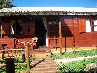 La Case Bois Créole ( ti-fleure ) albion île maurice - Albion vacation rentals