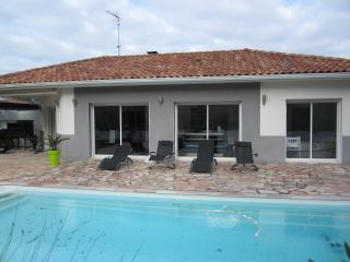 villa avec piscine privée proche océan - Labenne vacation rentals