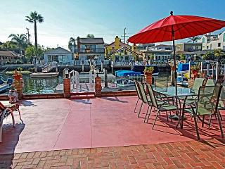 Newport Island home with amazing views and dock for use! - Newport Beach vacation rentals