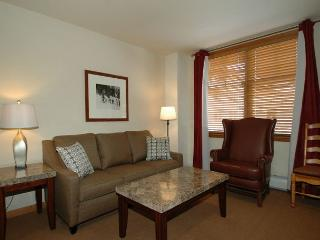 1 bedroom ski-in/ski-out condo with king bed @ Zephyr Mountain Lodge - Winter Park vacation rentals