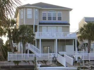 Canal Waterfront-5br-5ba- Golf Cart 46 Pender - Ocean Isle Beach vacation rentals
