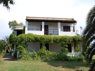 Cozy house with a private garden, 200 m to beach - Corfu vacation rentals