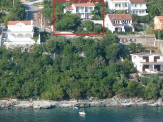 Stunning Seafront Villa in Bigova - Bigovo vacation rentals