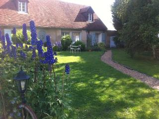 2 bedroom Gite with Internet Access in Faverolles-sur-Cher - Faverolles-sur-Cher vacation rentals