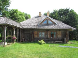 Beautiful Farmhouse Barn with Outdoor Dining Area and Boat Available - Suwalki vacation rentals