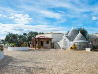 Il Trullo Di Anna Con piscina - San Michele Salentino vacation rentals
