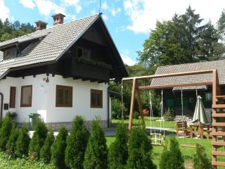 "Apartment Svenšek - ""Dedi Janko"" - first floor - Bohinjsko Jezero vacation rentals"