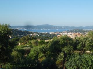 Beau studio2p dans belle villa vue mer,piscine bio - Saint-Maxime vacation rentals
