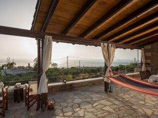 sunny villa with unique seaview in Livadia - Livadia vacation rentals