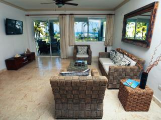 Beautiful BeachFront Condo + Maid Service - Punta Cana vacation rentals