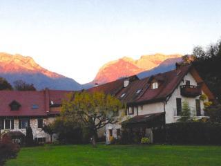 "DUINGT - Charming renovated ""Barn"" facing the Lake - Duingt vacation rentals"