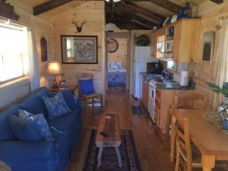 Romantic 1 bedroom Cabin in Tryon - Tryon vacation rentals
