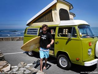 Nice 2 bedroom Camper van in Lahourcade - Lahourcade vacation rentals