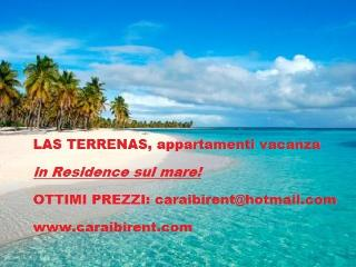 2 Bdrms apartment in Residence on the beach - Las Terrenas vacation rentals