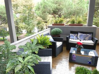 Central location, Terrace on the river Arno Garage - Florence vacation rentals