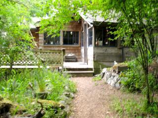Westcott Woods - A San Juan Island Waterview Cabin - San Juan Island vacation rentals