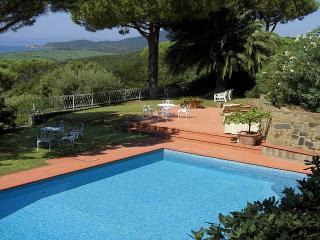 Villa  la Preferita mare Castiglione della Pescaia - Castiglione Della Pescaia vacation rentals