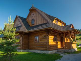 CHALÚPKY U BABKY*** - log cabins, hottub, sauna - Liptovska Stiavnica vacation rentals