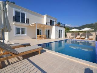 Holiday villa in İslamlar Kalkan , sleeps06   :119 - Antalya Province vacation rentals