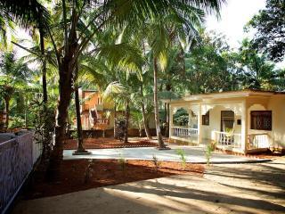 3 Bedroom AC House near Patnem / Palolem beaches - Patnem vacation rentals
