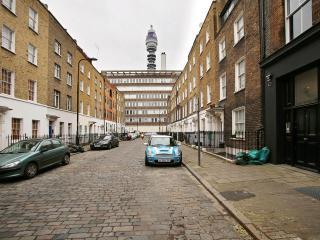 Cozy Fitzrovia Vacation Studio in London - London vacation rentals