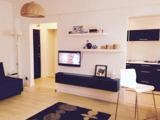 Cozy Studio with Internet Access and A/C - Bucharest vacation rentals