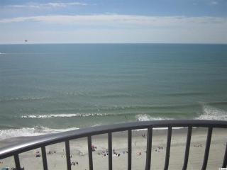 Two story Penthouse Oceanfront Condo, INCREDIBLE VIEWS. BEST RATES - Myrtle Beach vacation rentals