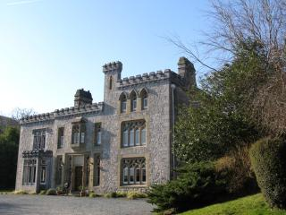 The Ffarm Flat at Ffarm Country House - Betws yn Rhos vacation rentals