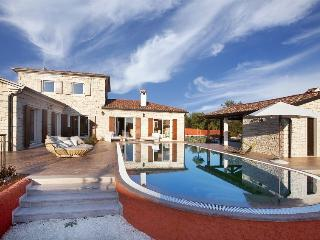 Rustical villa for rent with pool, Istria - Svetvincenat vacation rentals