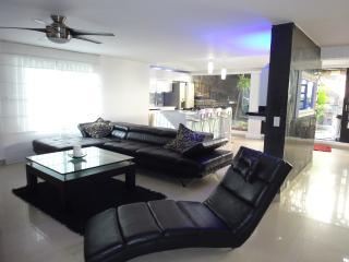 7 BR Luxury 6000 S.F. Mansion W/ 2 Bars Hot Tub/ B - Medellin vacation rentals