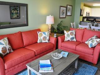 Calypso 2bdrm,+Bunk, 4th floorr beach front condo - Panama City Beach vacation rentals