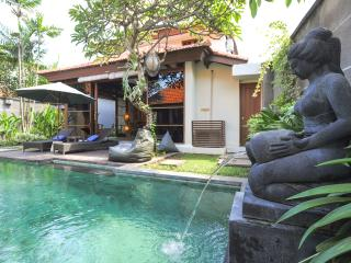 2 BDRMS POOL, CENTRAL, CLOSE TO BEACH, SHOPS, SPAS - Sanur vacation rentals