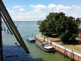 Ca Luminosa spacious lagoon view  free wifi - Venice vacation rentals
