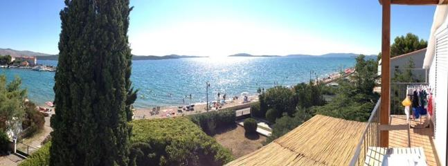 view from the second floor - Amazing sea view and location! - Zaboric - rentals