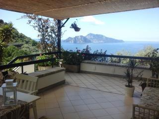 *Amazing Villa on Capri Sunset - Massa Lubrense vacation rentals